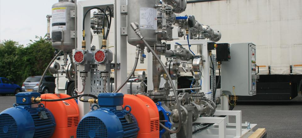 Flotech Additive Systems