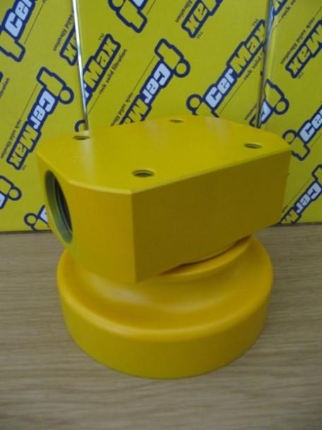 "iDieselMax™ - XLP Particle Unit with Yellow 1"" Head"