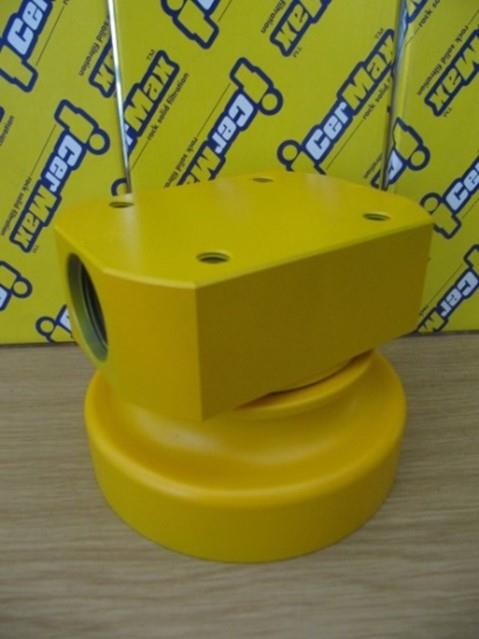 "iDieselMax™ - XXXLP - Particle Filter with Yellow 1"" Head"