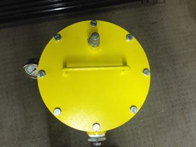 """Bag Filter Vessel - 2"""" (50 mm) Ports"""