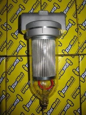 "1"" Inline Filter with Mesh Strainer Cartridge"